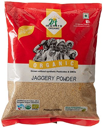 24Mantra Jaggery Whole 500gm