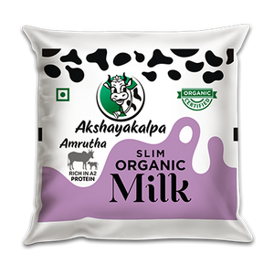 Milk Amrutha Slim  A2 500ml
