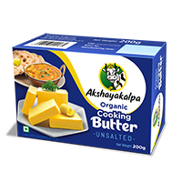 Butter Unsalted 200 gm