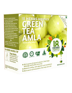 18Herbs Green Tea Amla