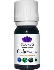 Soukya Cedarwood Essential Oil 10ml