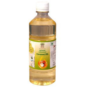 Coconut Oil (Edible) 500ml