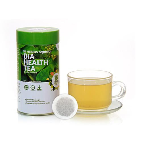 18Herbs Dia Tea (Herbal Tea 50 tea bags)