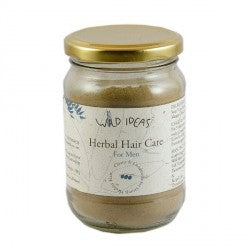 Wild Ideas Herbal Hair Care for Men 100gm