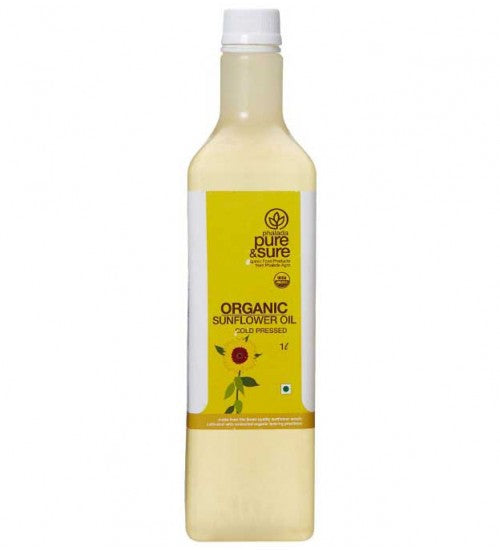 Phalada Sun Flower Cold Pressed Oil