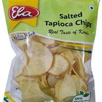 Salted Tapioca Chips 150gm