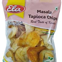 Masala Tapioca Chips 150gm