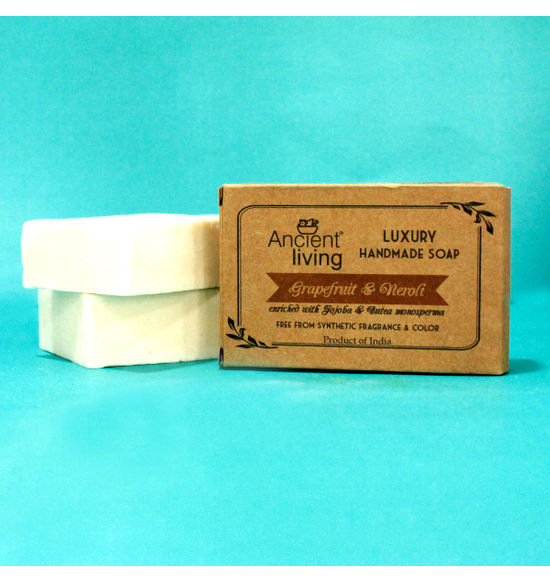 Grapefruit & Neroli Handmade Soap 100Gm