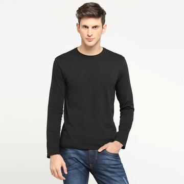 T Shirt Fiery Black
