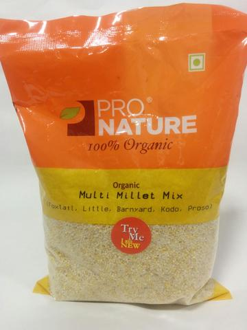 ProNature Multi Millet Mix 500gm