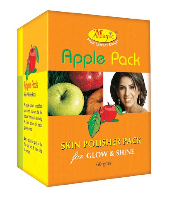 Magic Ayurveda Apple Pack skin polisher pack 60