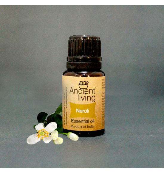 Neroli Oil Essential Oil 10Ml