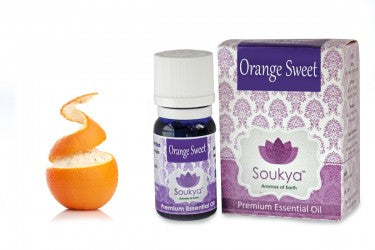 Soukya Orange Sweet Essential Oil10ml