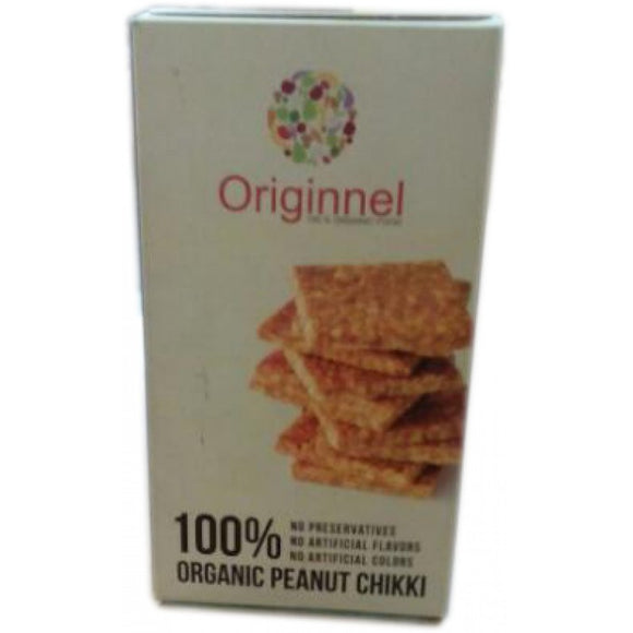 Originnel Peanut Chikki (5pack) 60gm