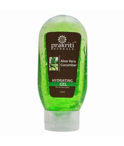 Prakriti Herbals Aloe Vera Cucumber Hydrating Gel 120ml