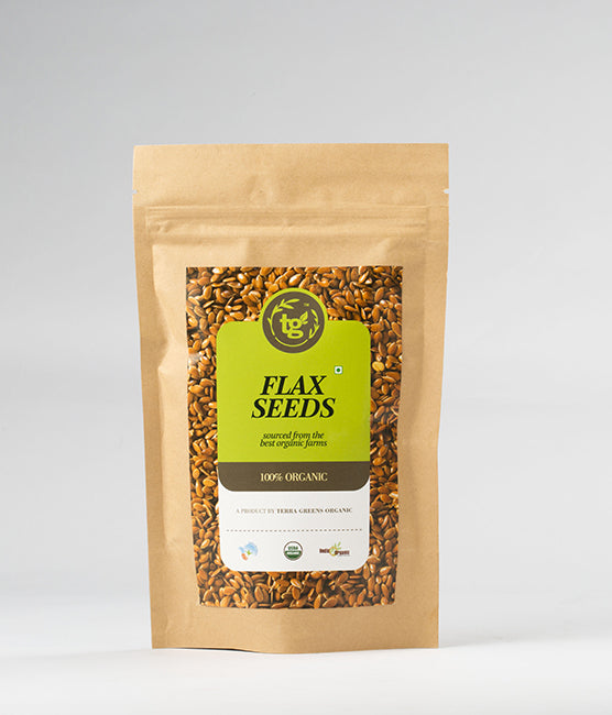 Terra Green flax seeds 200gm
