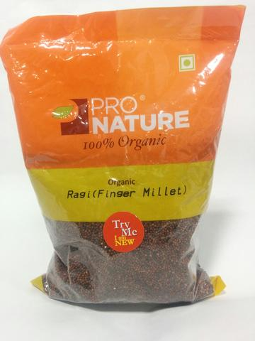 ProNature Ragi Whole (Finger Millet) 500gm