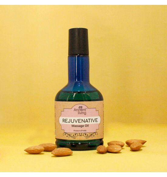 Rejuvenative Massage Oil 100Ml