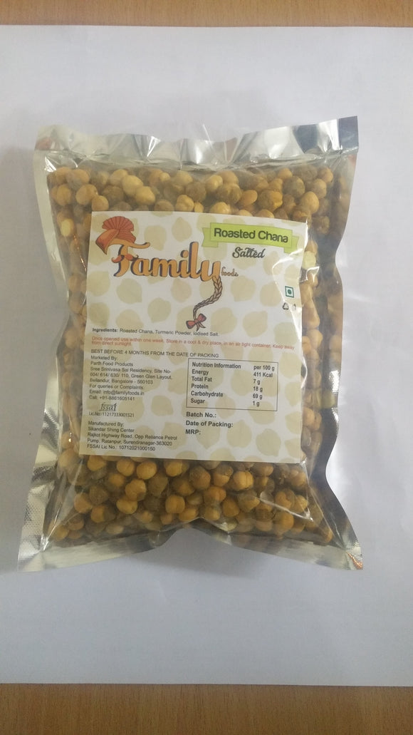 Roasted Chana Salted