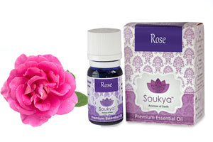 Soukya Rose Essention Oil Soukya