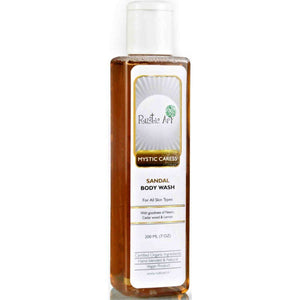 Rustic Art Sandal Body Wash