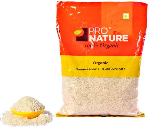 ProNature Basmati Rice White