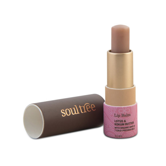 Lotus & Kokum Butter Lip Balm
