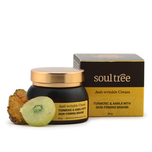 Turmeric & Amla Anti Wrinkle Cream 60g