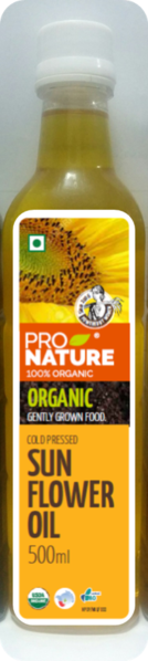 ProNature Sunflower Oil 500ml