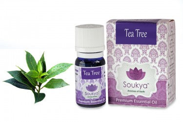 Soukya Tea Tree Essential Oil 10 ml