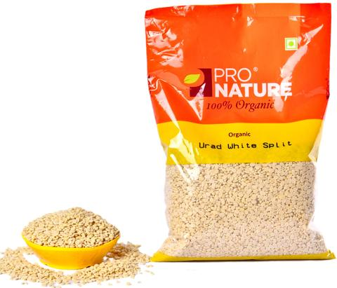 ProNature Urad Dal White Split 500gm