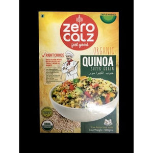 ZeroCalz Quinoa Super Grain 500gm