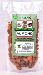 TURN ORGANIC Almonds 50g