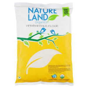 Nature Land Amaranthus Flour 500Gm