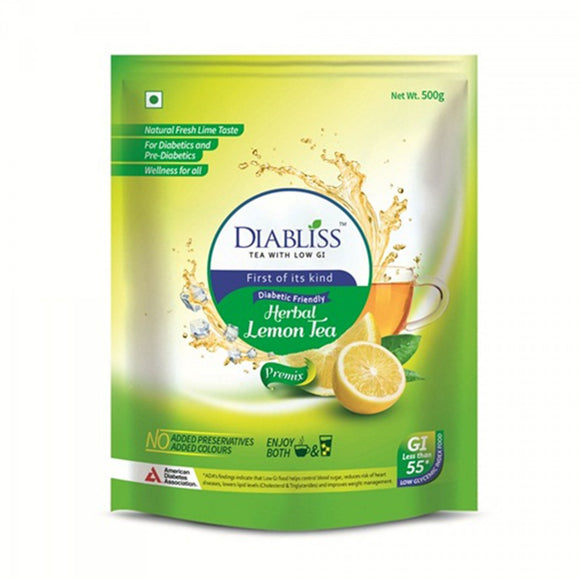 Diabliss Lemon Tea 500gms