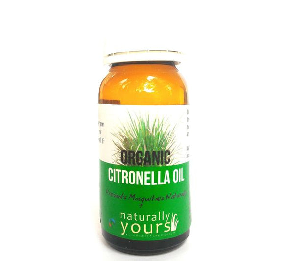 Naturally Yours Eucalyptus Essential Oil 30 ml