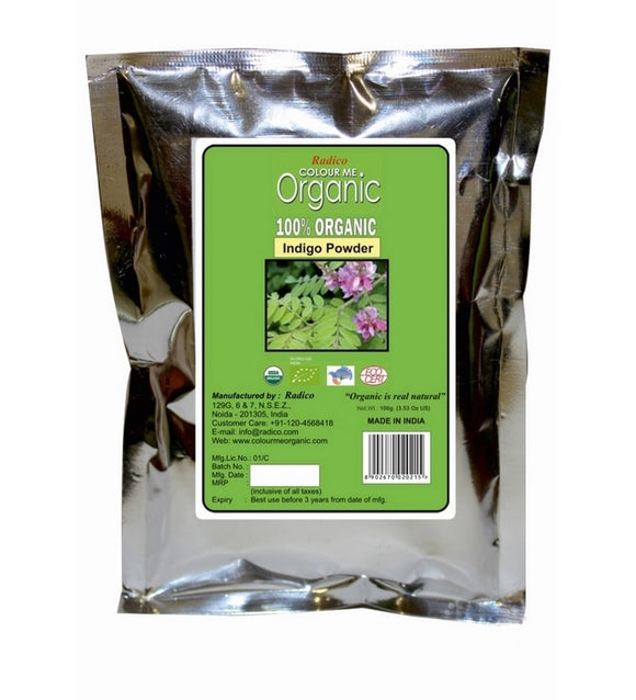 Radico Indigo Leaf Powder 100gm