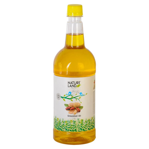 Nature Land Groundnut Oil 1Ltr