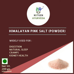 Himalayan Pink Salt (Powder) 200gm
