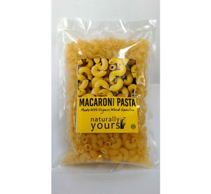 Naturally Yours Macaroni Pasta 250g