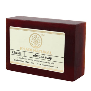 Khadi Almond Soap 75Gm