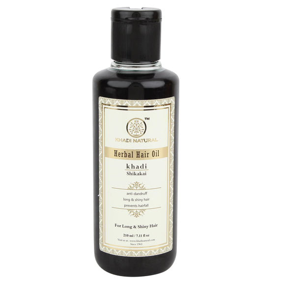 Khadi Shikakai Hair Oil 210Ml