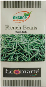 Oncrop French Beans Seeds 15Gm