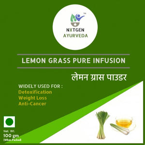 Lemon Grass Pure Infusion 100gm