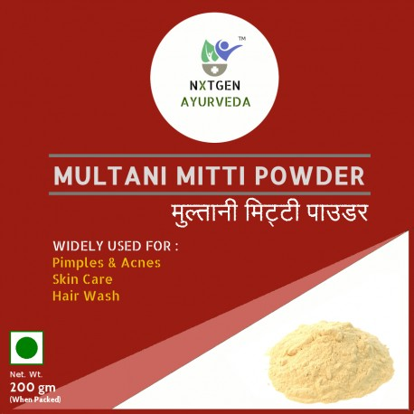 Multani Mitti Powder 200gm