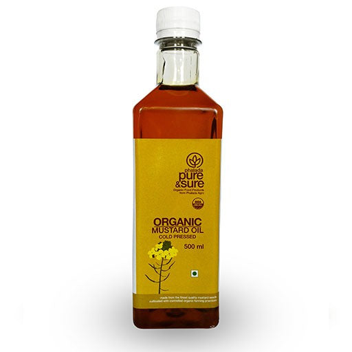 Phalada Mustard Oil Cold Pressed