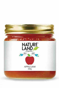Nature Land Apple Jam 250gm