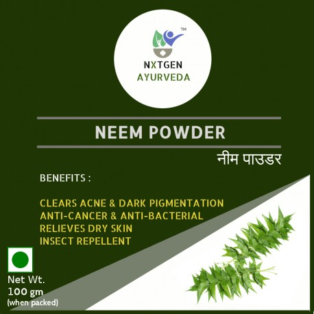 Neem Powder 100gm