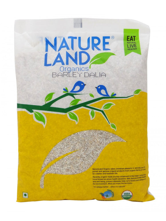 Nature Land Barley Dalia 500gm