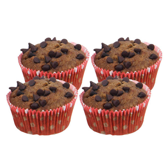 Muffin Millet Banana Choco Chip